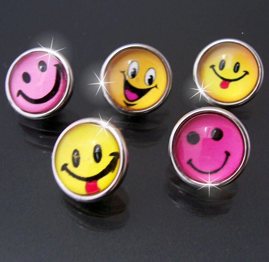 VA20# Knopfarmbänder LederLook Druckknöpfe Click Button Knopf Kinder Damen Mode
