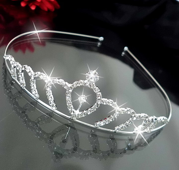 Brautschmuck Tiara DIADEM