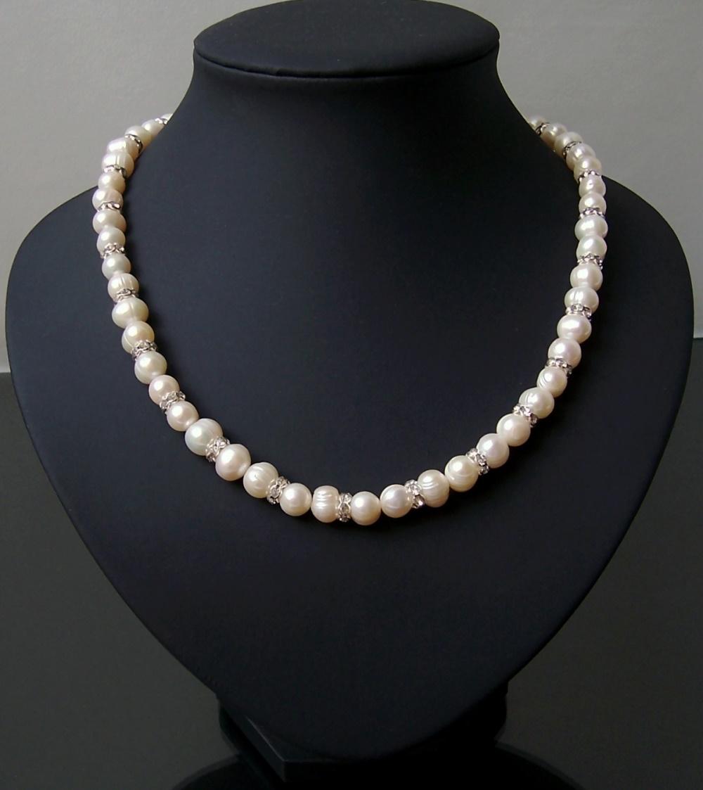 perlenkette echt perlen armband ohrringe zuchtperlen s sswasserperlen kette vs13 ebay. Black Bedroom Furniture Sets. Home Design Ideas