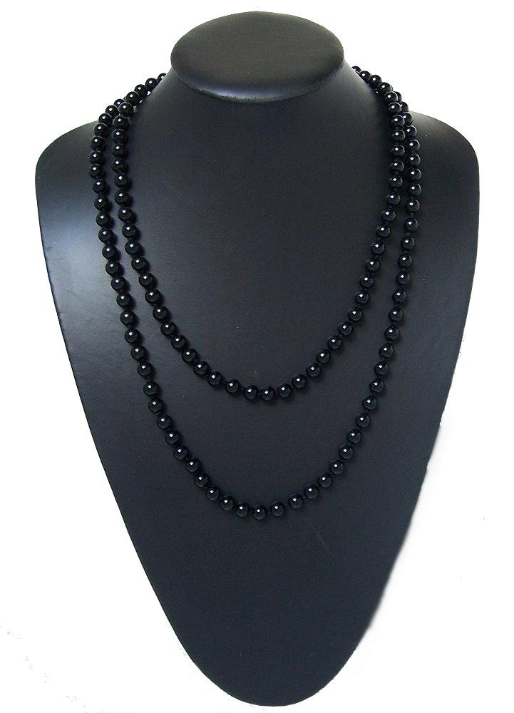 Kette Perlenkette Halskette Perlen Modeschmuck Armband Wickelkette Ketten KV7*
