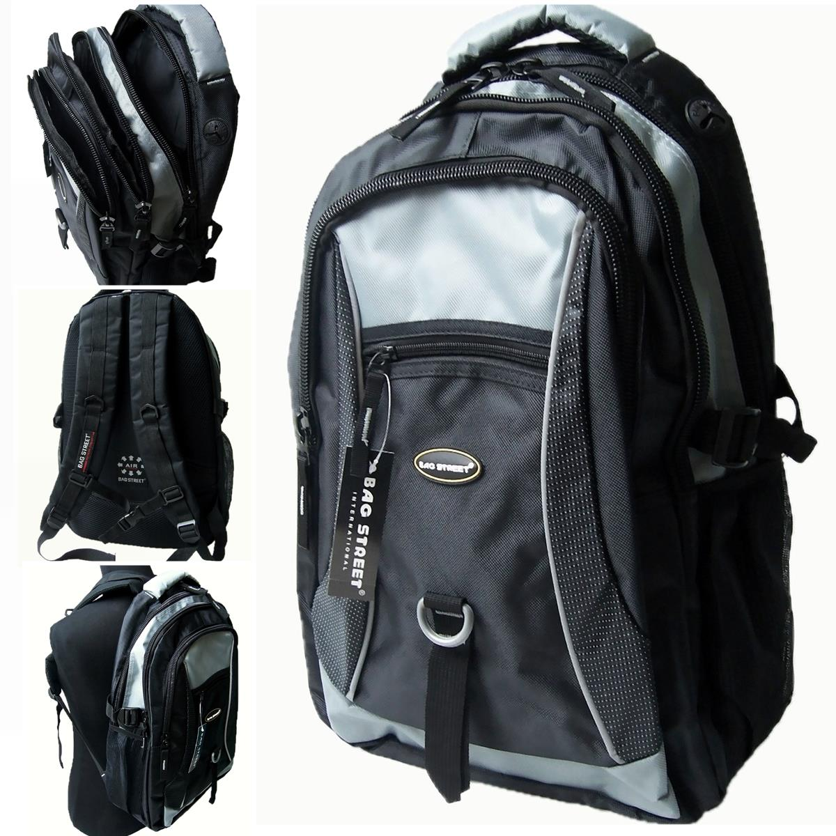 rucksack bodybag schule freizeit reise sport trekking laptop damen herren vru1 ebay. Black Bedroom Furniture Sets. Home Design Ideas