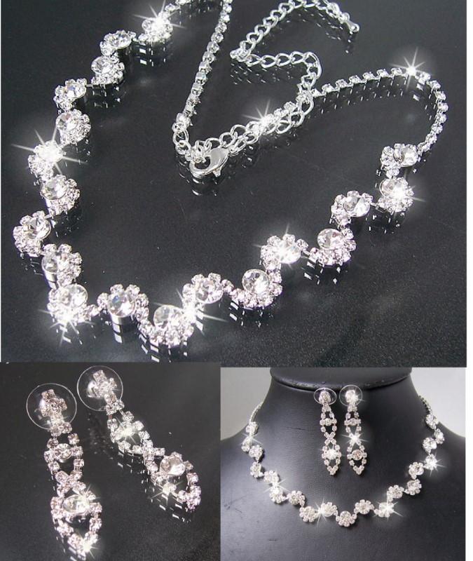 Halskette silber hochzeit