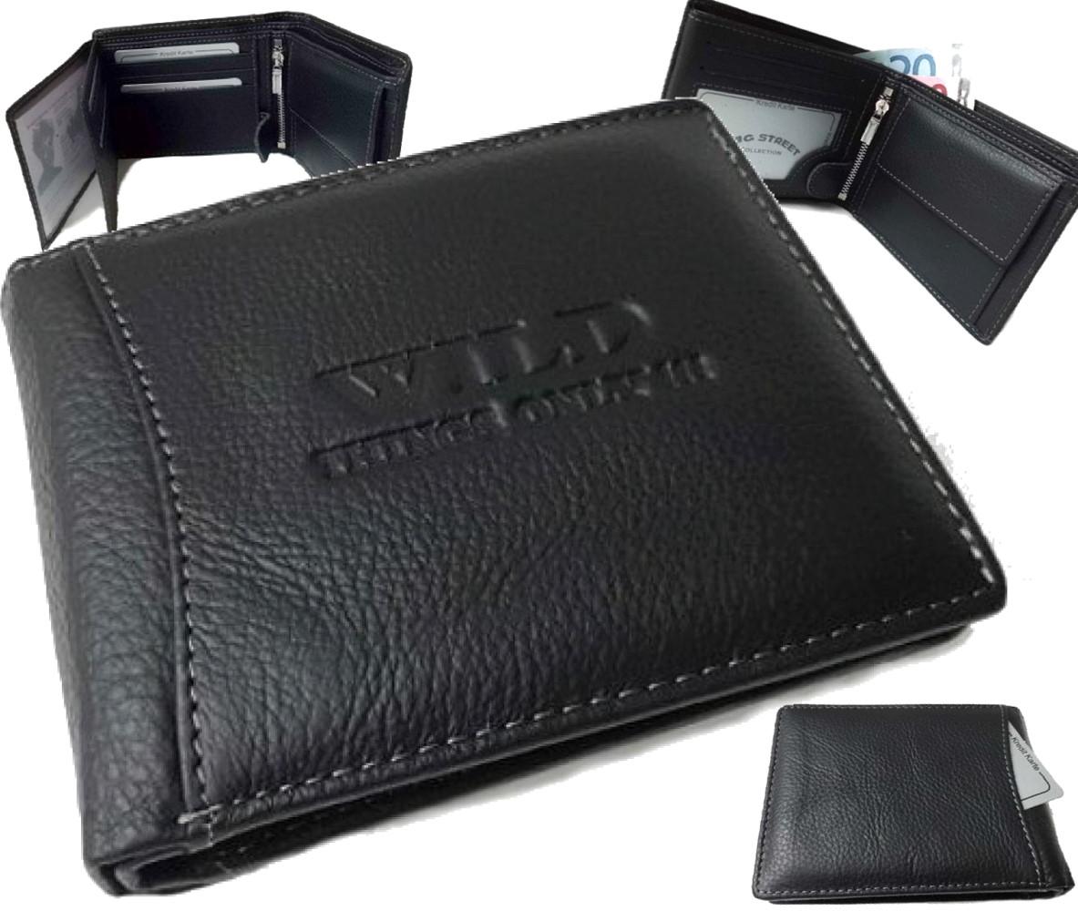 portemonnaie leder geldb rse portmonee geldbeutel herren brieftasche neu pv16 ebay. Black Bedroom Furniture Sets. Home Design Ideas